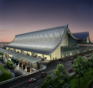 桃園國際機場第一航廈