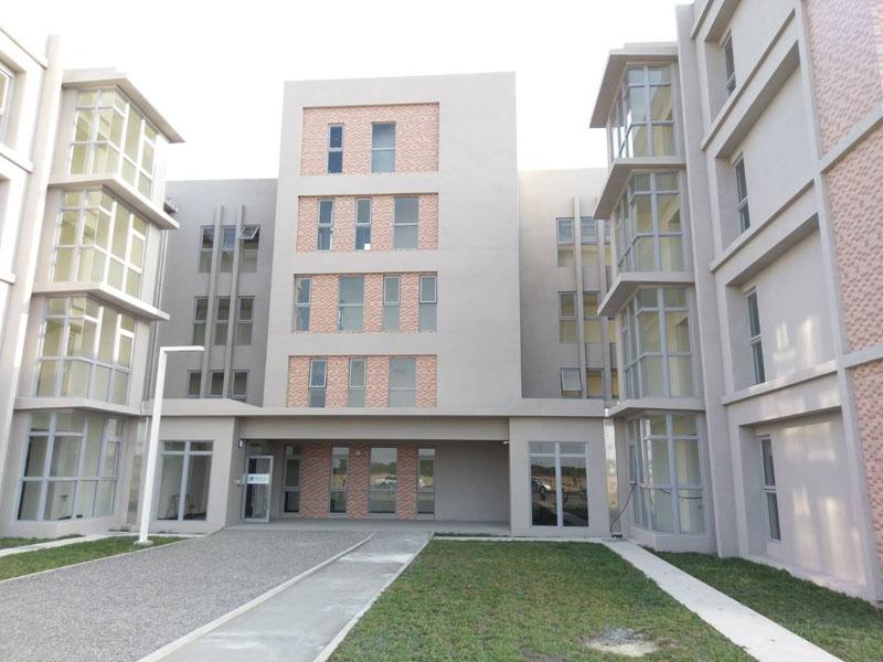 信實公司於106年09月09日起承接交通大學台南分部研究生宿舍暨學人會館物業管理委託服務