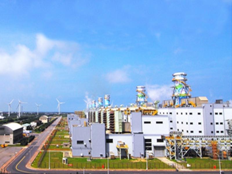 信實公司承接台灣電力股份有限公司大潭發電廠101年度廠區清潔維護工作
