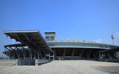 信實公司於110年1月1日續接新竹縣體育場110年度場區清潔及植栽維護工作勞務案