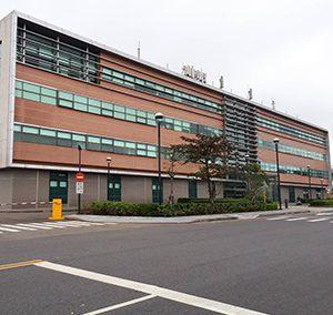 高鐵桃園運務大樓
