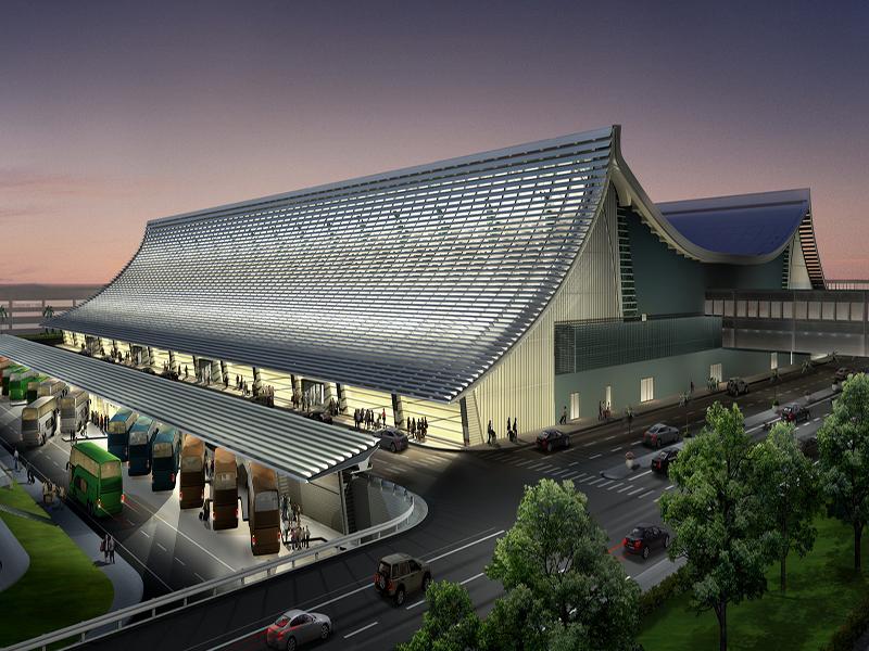 桃園國際機場第一、二航廈