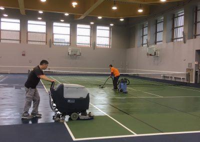 校園環境清潔維護