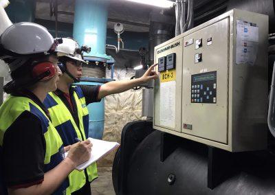 機電、空調、消防設備維護