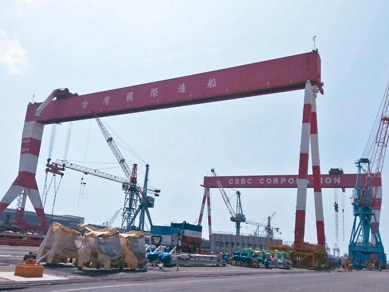 信實公司於106年3月18日起承接台灣國際造船股份有限公司環境清潔採購案