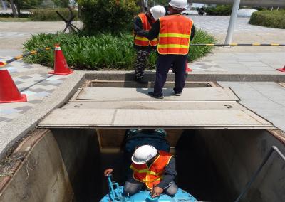 科學園區自來水設備維護