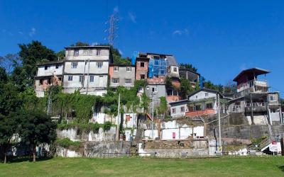 信實公司於107年4月1日起承接財團法人台北市文化基金會107年度寶藏巖共生聚落環境清潔維護案