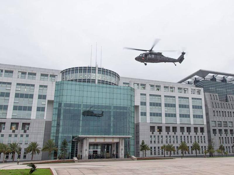 信實公司於108年01月01日起承接國防部博愛營區環境清潔維護案