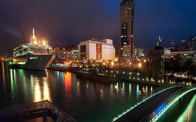 信實公司於108年3月1日起承接基隆港務分公司108-109年度基隆港區一般廢棄物清運處理勞務委外作業案