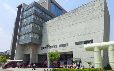 信實公司於108年4月1日起續接108年度新北消防局本部公共環境區域委外清潔維護