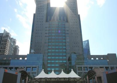 新北市政府行政園區