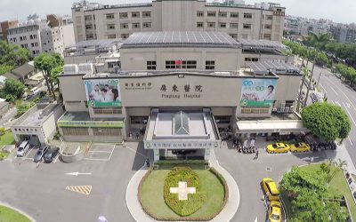 信實公司於109年1月1日起承接衛生福利部屏東醫院環境清潔維護服務案