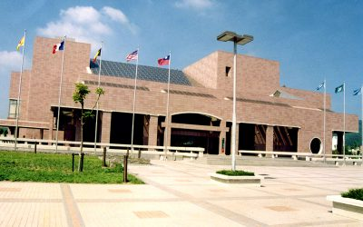 信實公司於109年1月1日起承接高雄市立美術館109年度廳舍環境清潔衛生維護工作案